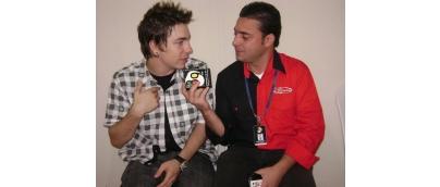Léo Pereira entrevista Di Ferrero